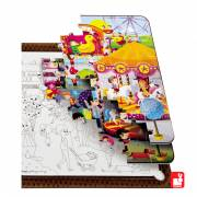 Janod Puzzel-multi Fun Fair 3in1