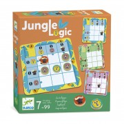 Djeco Jungle Logic Sudoku