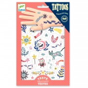 Djeco Tattoos - Dromen Glow in the Dark