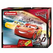 Carrera GO!!! Racebaan - Cars 3 Fast Friends