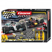 Carrera GO!!! Racebaan - Max Speed
