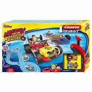 Carrera First Racebaan - Mickey and the Roadster Racers