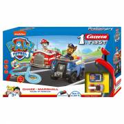 Carrera First Racebaan - Paw Patrol 'Race & Rescue'