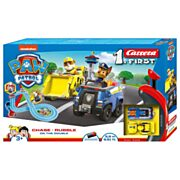 Carrera First Racebaan - Paw Patrol 'On the Double'