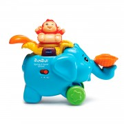 VTech ZoomiZooz - Spring & Speel Olifant