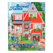 Create your Sweet Home Kleurboek