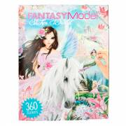 Fantasy Model Stickerboek