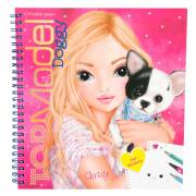 TOPModel Create Your Puppy Kleurboek