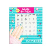 TOPModel Nail Tattoos