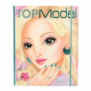 TOPModel Make-up Creatiemap - Louise
