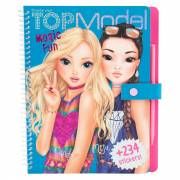 TOPModel Magic Fun Kleurboek