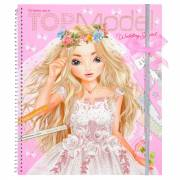 TOPModel Create Your Trouwjurk Kleurboek