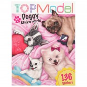 TOPModel Stickerworld Doggy