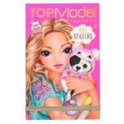 TOPModel Stickerblok Alpaca - Christy