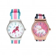 Miss Melody Siliconen Horloge