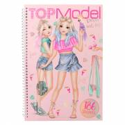 TOPModel Dress Me Up Tropical Kleurboek