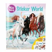 Miss Melody Kleur- en Stickerboek