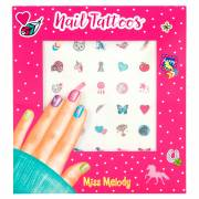 Miss Melody Nail Tattoos