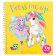 Ylvi & the Minimoomis Dress Me Up Sticker Fun