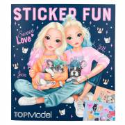 TOPModel Sticker Fun Jill & June