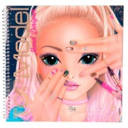 TOPModel Create your Hand Design Kleurboek