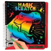 Dino World Magisch Scratchboek