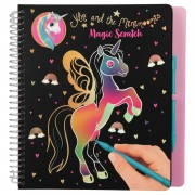 Ylvi and the Minimoomis Magisch Scratchboek