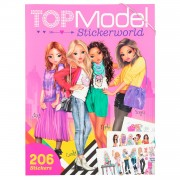 TOPModel Stickerworld Roze