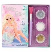 TOPModel Fantasy Model Glitter Tattoo Set Ballet