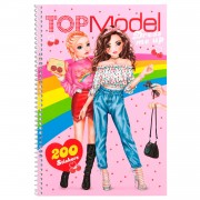 TOPModel Dress Me Up Stickerboek Cherry Bomb