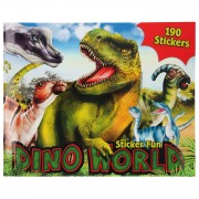 Dino World Sticker Fun