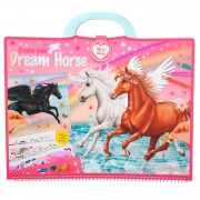 Miss Melody Create your Dream Horse Kleurboek