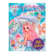 TOPModel Fantasy Model Stickerboek