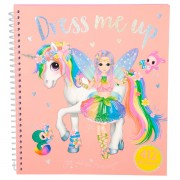 Ylvi & the Minimoomis Dress Me Up Stickerboek