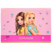 TOPModel Briefpapier in Vakjesmap met Register