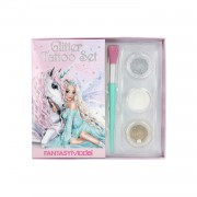 TOPModel Fantasy Model Glitter Tattoo Set Icefriends