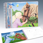 Horses Dreams Drawing Books