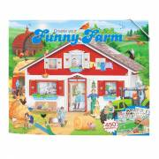 Create Your Funny Farm Drawing Book