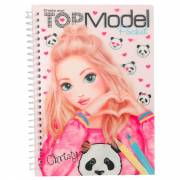 TOPModel Pocket Kleurboek 3D - Christy