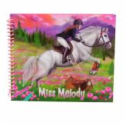 Miss Melody Stickerboek - Dress Up Your Horse
