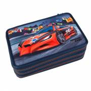 Monster Cars 3-vaks Gevuld Etui
