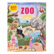 Create your ZOO Stickerboek