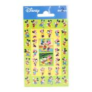 Stickervel Mickey & Minnie