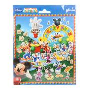 Stickervel Mickey Mouse Clubhuis