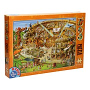 Cartoon Legpuzzel 1.000st - Colosseum