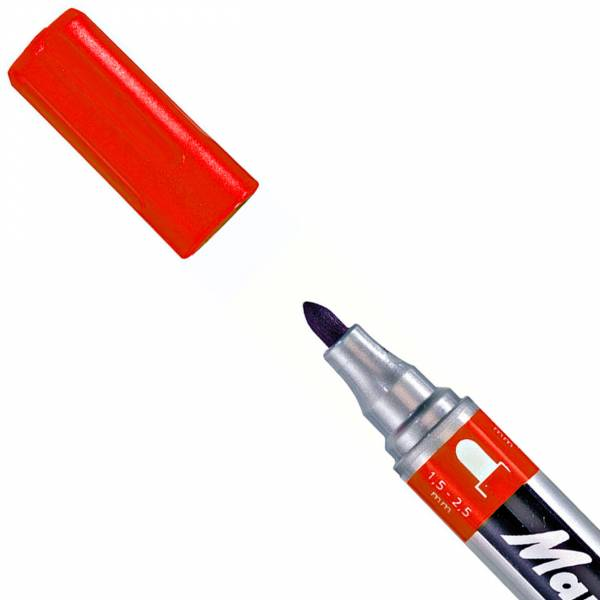 STABILO Mark-4 All Permanent Marker - Rood