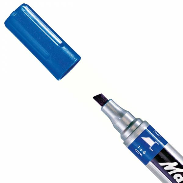 STABILO Mark-4 All Permanent Marker - Blauw