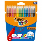 BIC Kids Kid Couleur, 12st.