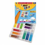 BIC Kids Kid Couleur XL, 96st.
