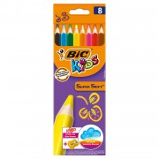 BIC Kids Supersoft, 8st.